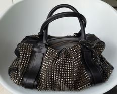 Burberry Prorsum – Knight bag with studs