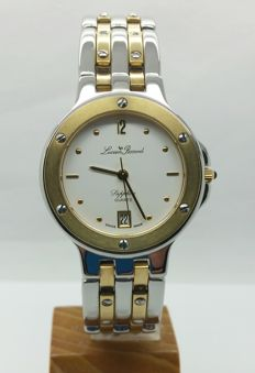 Lucien Piccard - elegant dual tone dresswatch - new old stock