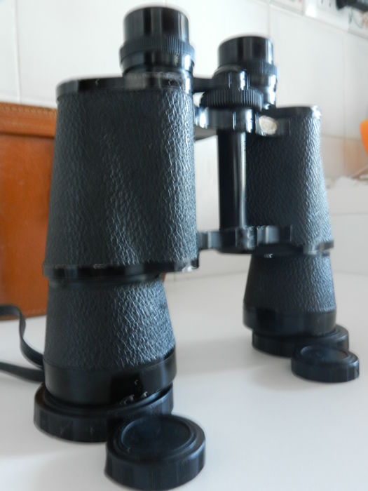 BINOCULARS - 7x50 ZOOM - ZENITH FOCUS ADJUSTMENT