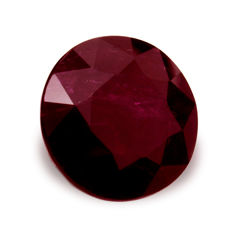 Red ruby – 1.99 ct