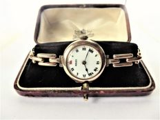 ROLEX. very rare swiss ladies wrist watch circa early 1900s {ref no 144}