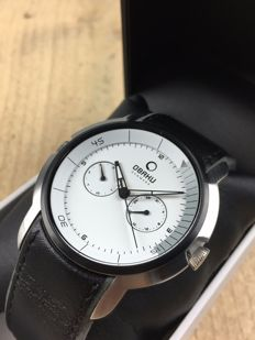 Obaku day/date ref. V141GCIRB – Men's watch