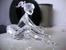 Swarovski - Ballerina, seated.