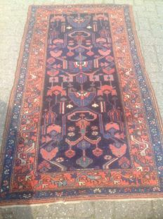 Hand knotted Malayer 196 x 107.