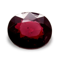 Red spinel – 1.66 ct – No Reserve Price