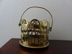 Tea light - brass - Hoorn (N.H.) - Schuurman - Zeijlemaker - date 1831