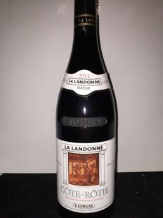 2013 E. Guigal Cote Rotie La Landonne, Rhone - 1 bottle (75cl)