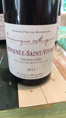 2011  Romanée-Saint-Vivant Grand Cru Dominique Mugneret - 3 bottles (75cl)