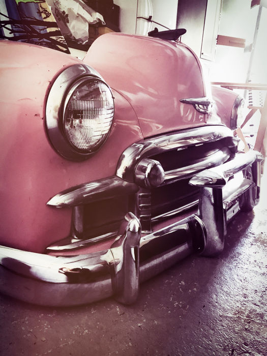 Grille Chevrolet Bel Air 1950 Pink Catawiki