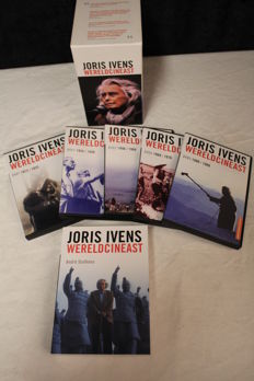 Film; De documentaire film [1945-1965] & DVD-box Joris Ivens. Wereldcineast - 2004 / 2008