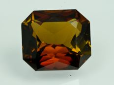 Dravite tourmaline - 9.60 ct