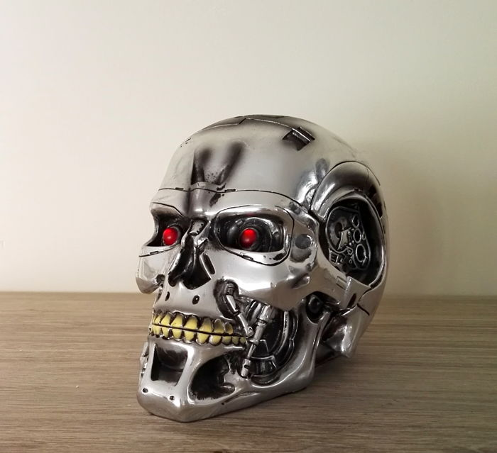 Terminator 2 - Judgement Day - 20th anniversary item - 2011 - Endoskull