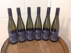 2013 Black Estate Riesling  –  Waipara Valley NZ – 6 bottles