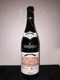 2013 E. Guigal Cote Rotie La Mouline, Rhone - 1 bottle (75cl)