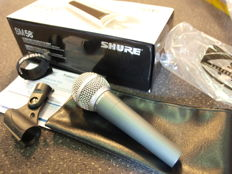New dynamic vocal microphone Shure SM58
