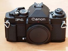 Canon New F-1 (F-1N) + AE-finder