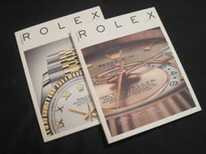 Official Rolex Magazine no. 2 and no. 3