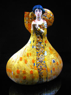Gustav Klimt - Sculpture Adele Bloch-Bauer - Mouseion Collection.