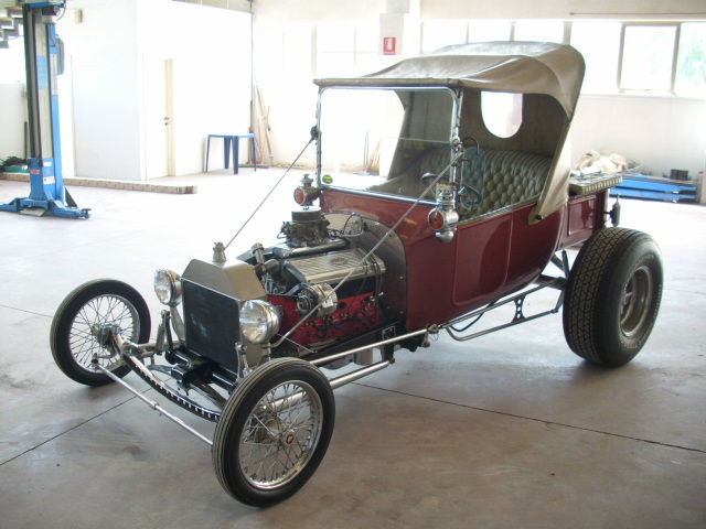 Ford - T Hot Rod - 1923