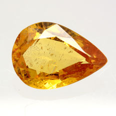 Zafiro Amarillo - 1.43 ct.