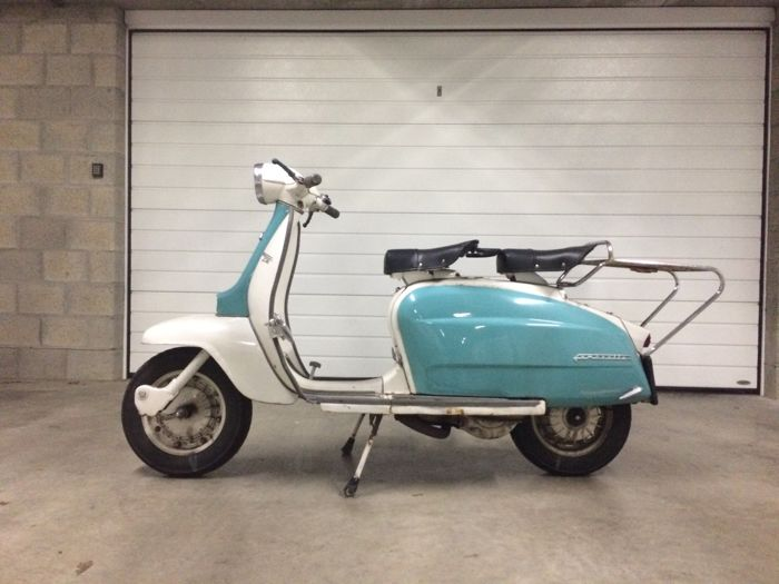 Vespa dating certificaat