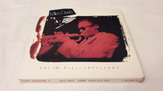Lot of 3 Miles Davis Album and 1 Box-Set with 5 LPs.