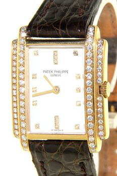 Patek Philippe – Gondolo High Jewellery - Ladies - reference 4825