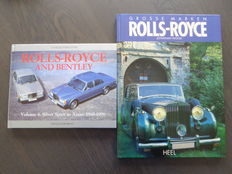 Books; Lot of 2 Rolls Royce and Bentley - 1991/1999