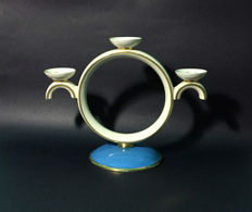 Rosenthal Bavaria - Art Deco - Porcelain Candelabra - Candle Holder