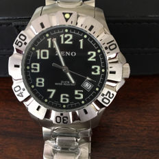 Zeno watch Swiss sport diver – men´s wristwatch – 2017 never worn