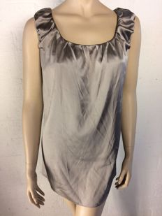 Bruno Cucinelli – silk top