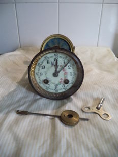 Complete French timepiece - ca. 1880