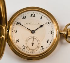 Mi Chronometre Savonette pocket watch, early 1900s