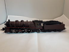 Märklin H0 - 3111 - Steam locomotive with tender Series 59 of the NMBS/SNCB