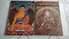 Illustrated Buddhist books, Dutch/German, first half of the 21st century