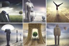 Ben Goossens - In the Footsteps of Magritte (Folio)
