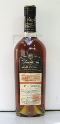 Mortlach 1997 17 years old  - Speyside - 70cl - 48% - Chieftain's
