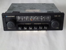 Blaupunkt Turin M16 - Classic car radio - 1985 - for Porsche, BMW, Mercedes, etc.