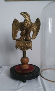 Second Empire decoration eagle