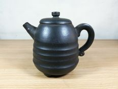 A Modern Style Teapot, Yixing clay -  China - late 20th century