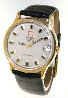 Omega Electronic f300hz - Wristwatch - (our internal #4578)