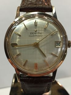Zenith – Men's Calendar Watch – 1970s
