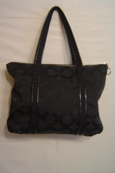 Coach - 2 bags - Large bag and evening bag - * No Minimum Price*