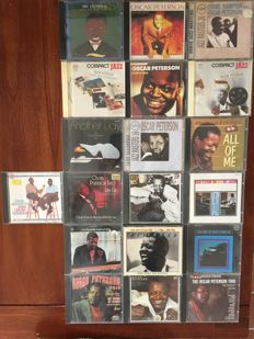 Collection of 43 Jazz CDs