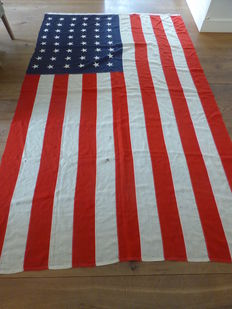 US flag (wool) WO 2