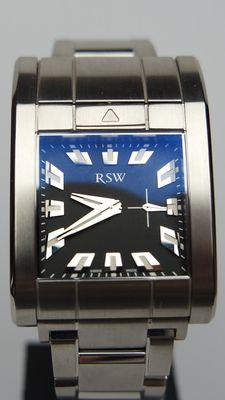 RSW SunDeck mens' watch – calibre 9410 – analogue – New Old Stock