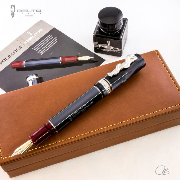 "Delta ""The Hippocratica"" Special Edition Fountain Pen 
