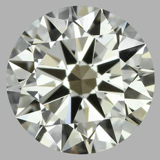0.40ct Round Brilliant Diamond I VS1 IGI - SEALED - Serial# 1808