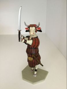 CowParade - Sam Moo RAI - Medium - Resin - retired.