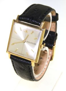 Jaeger Le Coultre square - Wristwatch - (our internal #7467)